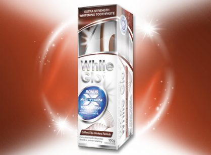 Coffee and Tea Drinkers Formula – Whitening Toothpaste 150g/100ml