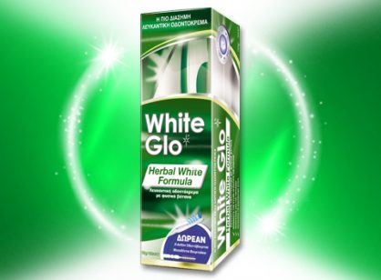 White Glo Herbal White
