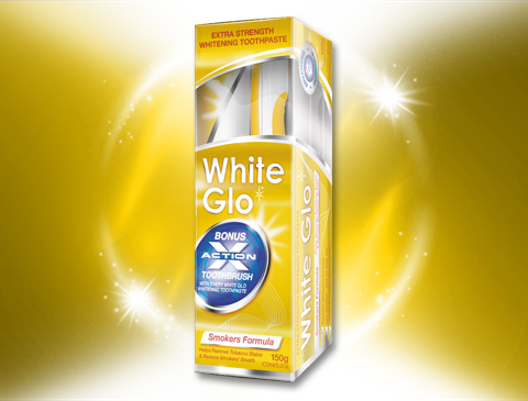 Smoker Formula Whitening Toothpaste 150g/100ml