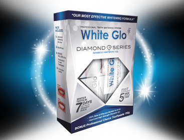 Diamond Series Whitening System 150g/50ml