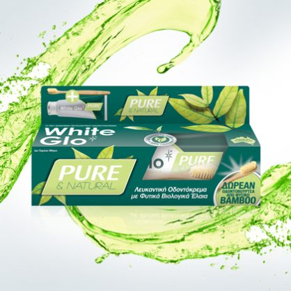 White Glo Pure & Natural